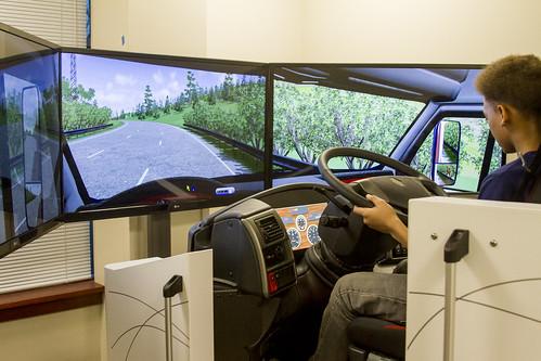 CDL simulator