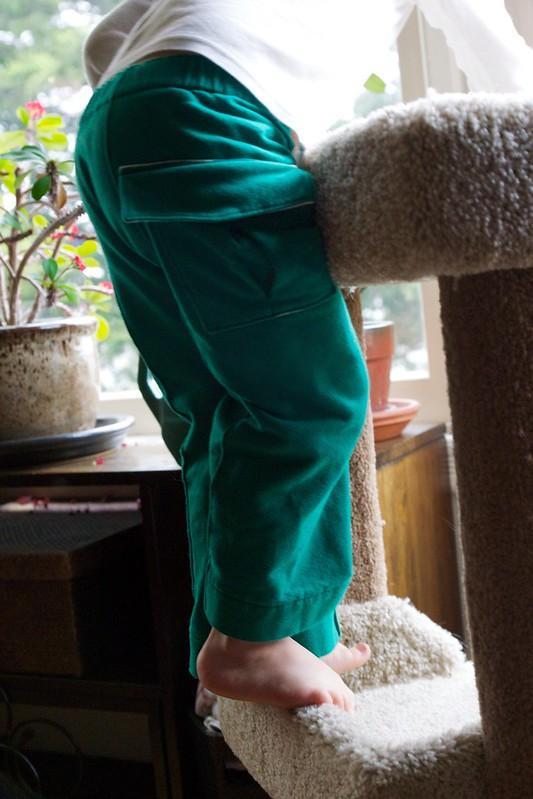 green pintuck_climbing