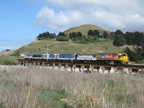 DXB 5448 24/10/2015 Wharanui, NZ