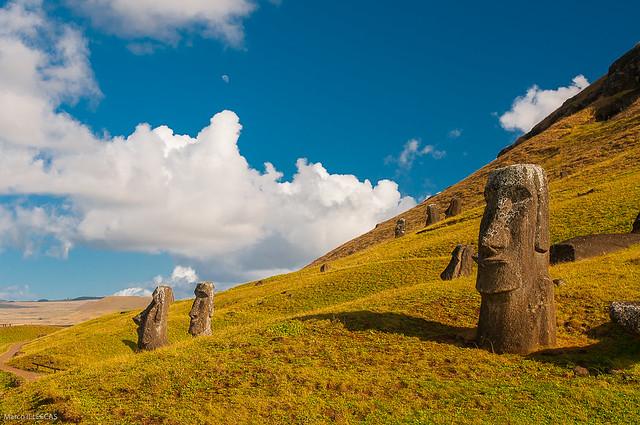 Moai School Yard