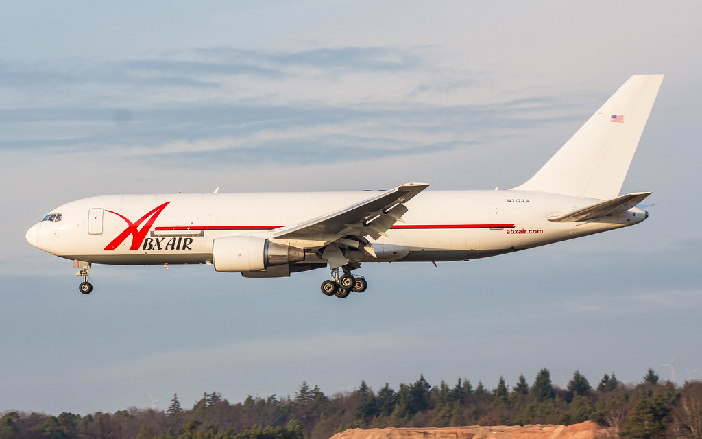N312AA ABX Air Boeing 767-223(BDSF) | EaZyBnA - Thanks for