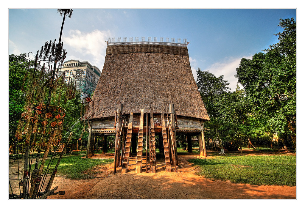Hanoi VN - Vietnam Museum of Ethnology - Bana Communal Hou… | Flickr