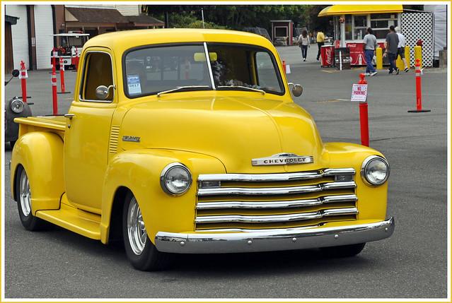 Chevy Pickup Truck Crusin the Goodguys