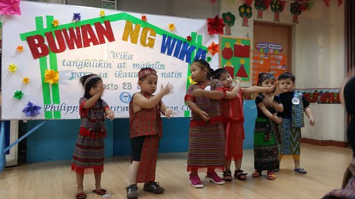 Pre-school Linggo ng Wika 2015   Philippine Institute of