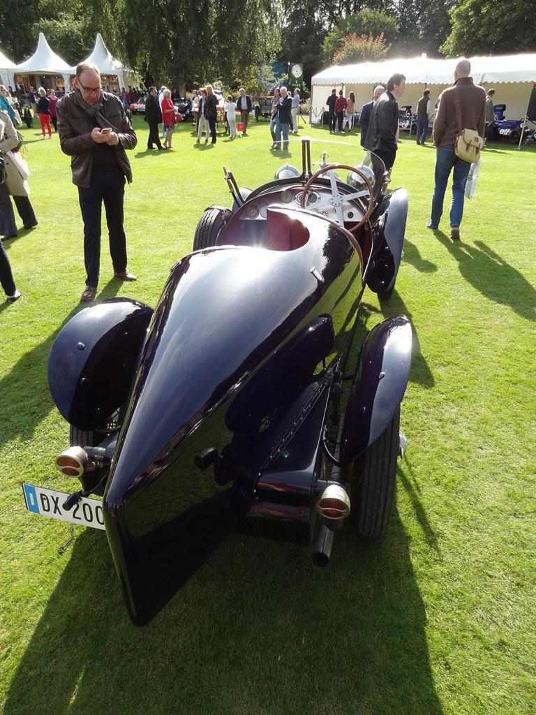 Bugatti Type 23 Brescia Lavocat ET Marsaud - 1923 (3) | Flickr