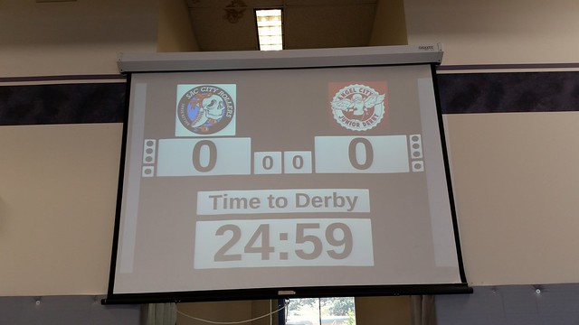Time to derby