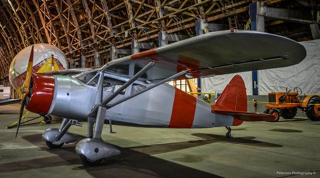 Tillamook Air Museum: Fairchild  GK-1 Model 24