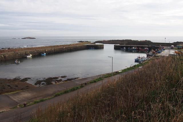Boddam Harbour, Aberdeenshire