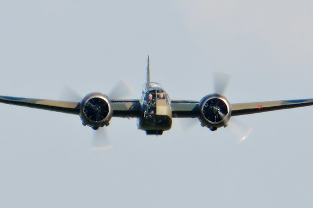 G-BPIV 10201 L6739 Battle of Britain Airshow Duxford 20 September 2015