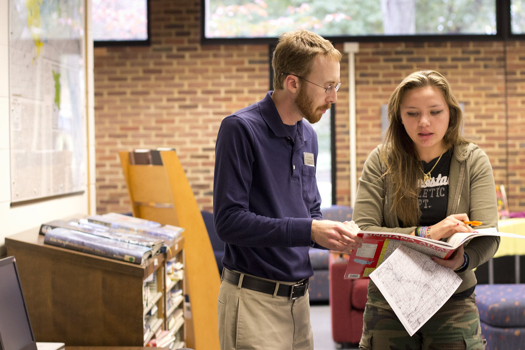Goshen College - Good Library 2015