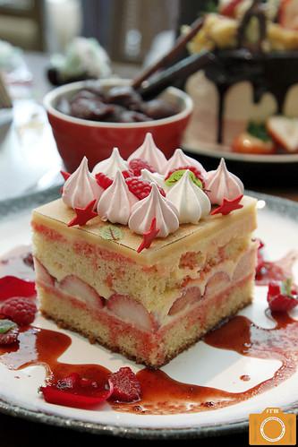 High Street Cafe strawberry shortcake | by foodreviewsmanila