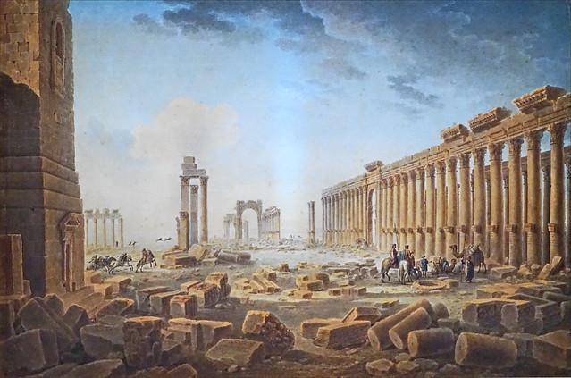 L'exposition Sites éternels (Grand Palais, Paris)