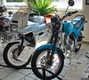 1997-98 MZ-B Horex Regent 125 (rechts)