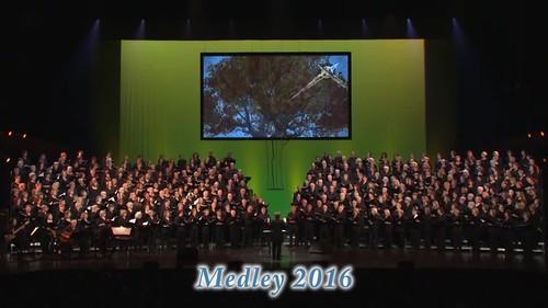 Choeur en Supplément'Air 2e Medley
