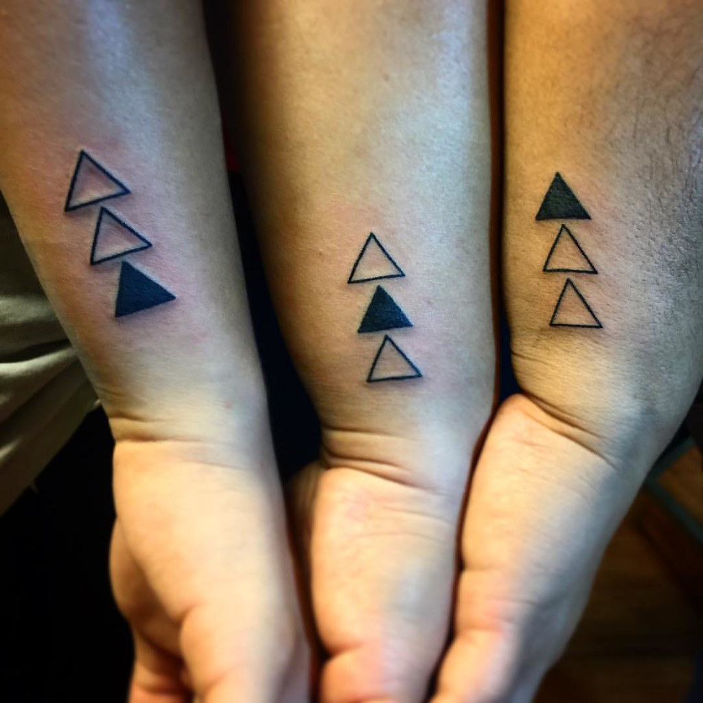 Siblings tattoo! Tatuaje de hermanos #eliasescafi #saintco… | Flickr