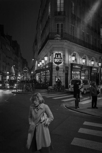 Café Buci - 2017