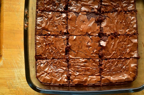 Nutella Brownies | The Heavenly Hearth | by ashmita_s