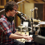Wed, 19/08/2015 - 9:49pm - Ben Folds performs with yMusic at Avatar Studios in New York City, with a small audience of WFUV Members. 8/18/15 Hosted by Alisa Ali. Photo by Gus Philippas