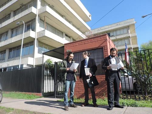 CTC denuncia malversacion de fondos LeyReservada