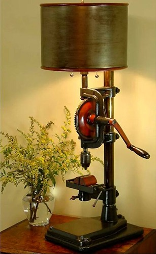 Lampe perceuse. | by thrinfo