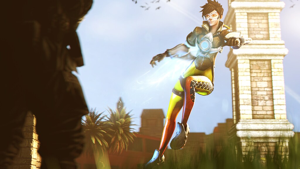 GMod - Overwatch Tracer   www oneangrygamer net/   Flickr