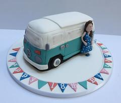 18th VW Cake