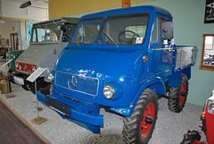 1953-57 Unimog 411 KAB U30