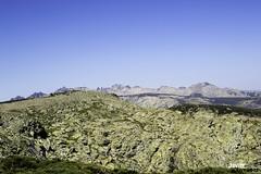 Vistas del sector más occidental de Gredos