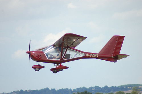 G-COXS Aeroprakt A-22 [PFA 317-14168] Headcorn