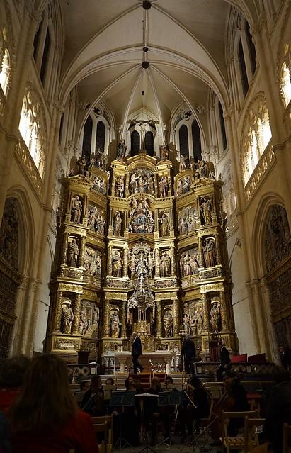 Burgos. Requiem de Mozart. Coro Francisco Salinas (fotos cedidas por Lourdes Ortega)
