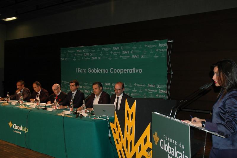 I Foro de  Gobierno Cooperativo Albacete