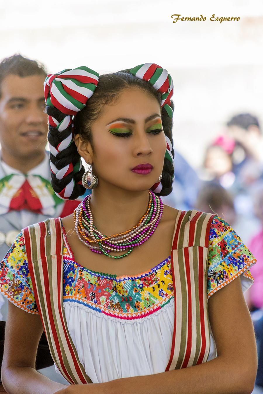MEXICO en el XXIV Encuentro Internacional de Folklore Ciudad de Zaragoza