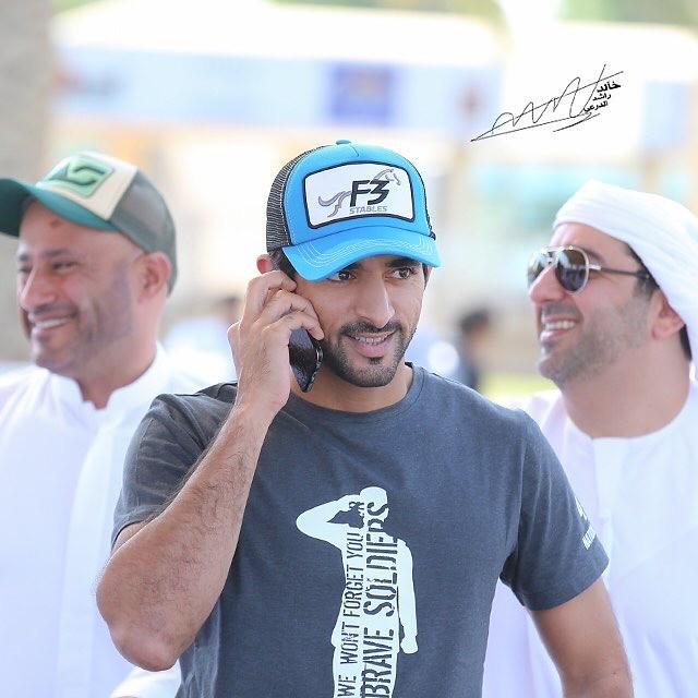 Crown Prince of Dubai, H H Sheikh Hamdan bin Mohammed bin