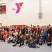 2015 - 12 Copley-Price YMCA Holiday Party Volunteer Gift Wrap Session