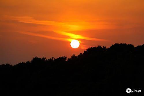 croatia vacation sunset landscape malilošinj