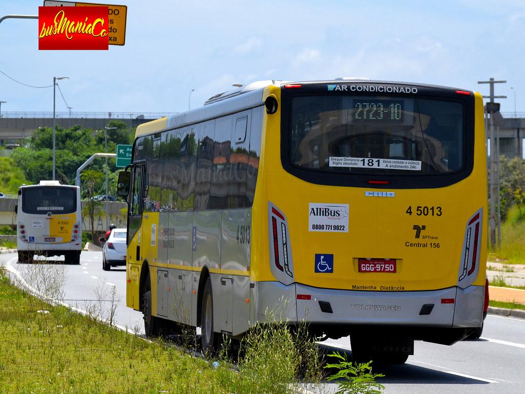 4 5013 Allibus Transportes Caio Apache Vip Iv Volkswagen Flickr