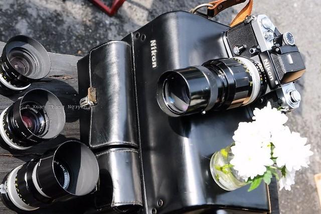 ống kính máy film