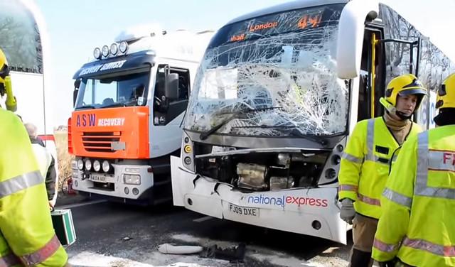 Norwich Bus Crash