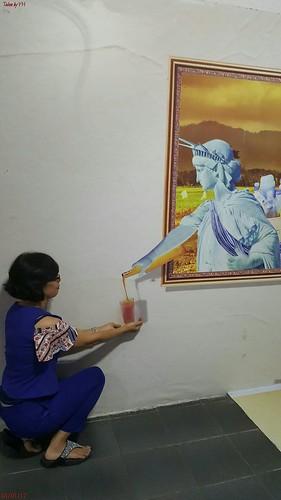 De Mata Tricked Eye, Yogyakarta   by yoseph handoko