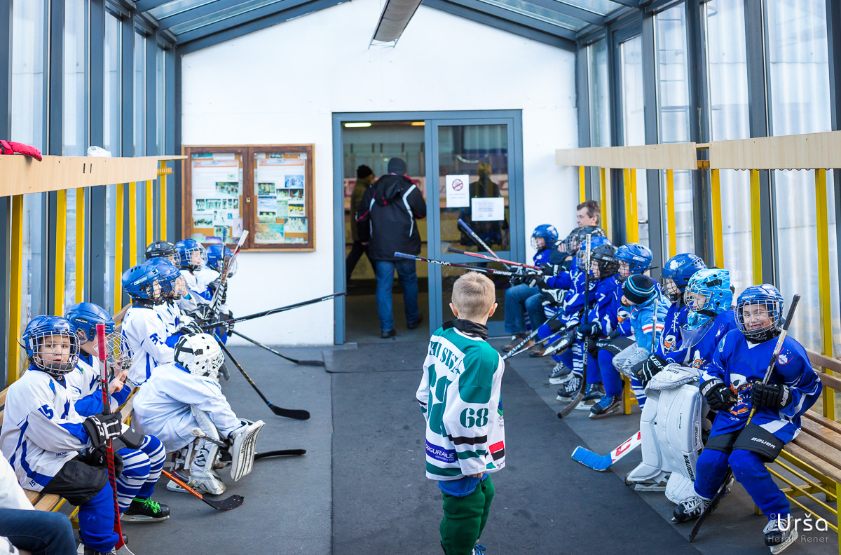 13. odprto prvenstvo Zagreba v hokeju na ledu U8 in U10 (2.dan)