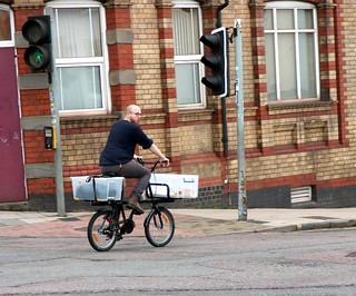 Cycle Deliveries In Bristol