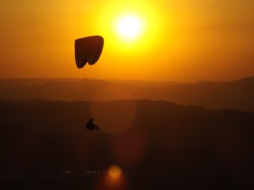 paragliding yamaçparaşütü