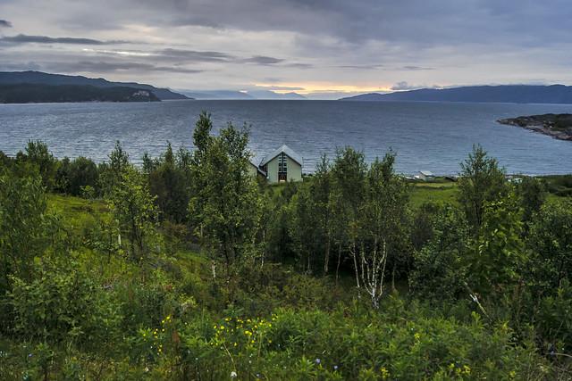Kjøretur i Finnmark