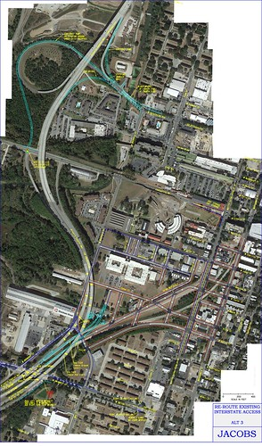 I-16 Interchange Removal Study-Savannah | by brandonwalker8402