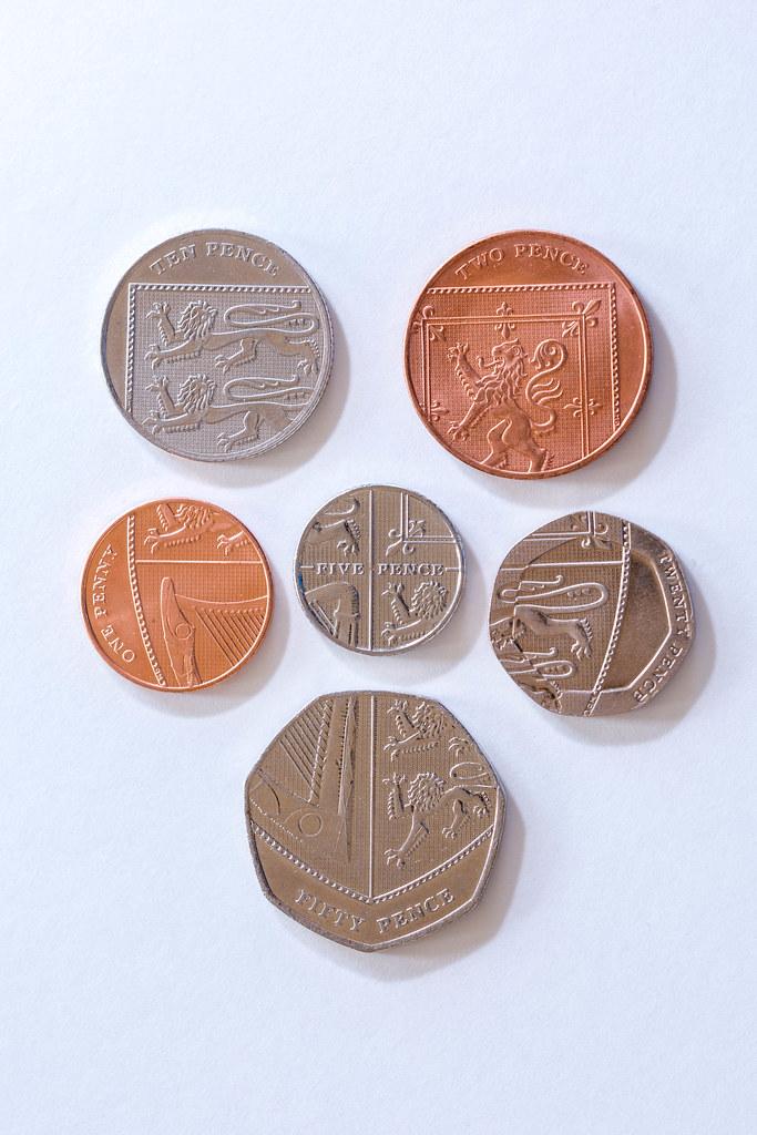 Day 297 - Photo365 - Coin
