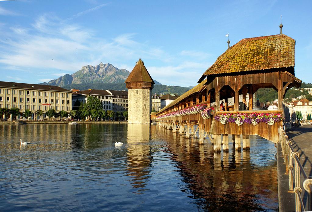 Switzerland-03436 - Chapel Bridge