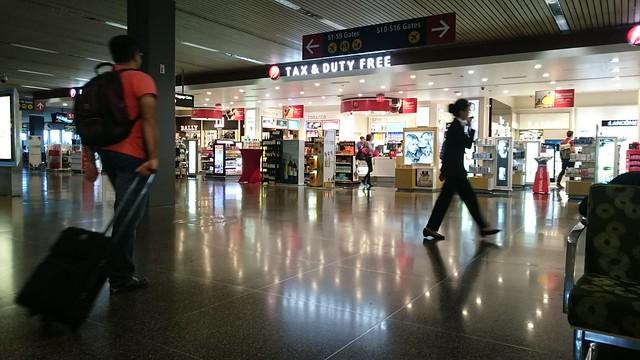 Duty free shop