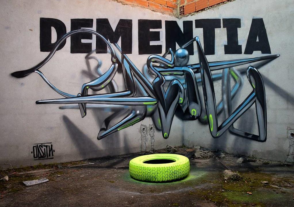 dementia dɪˈmɛnʃə/ nounMEDICINE a chronic or persistent di… | Flickr