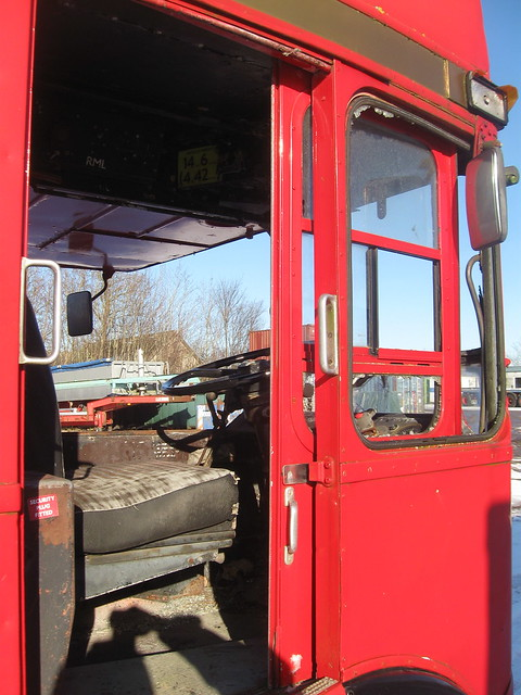 Routemaster RML2681 SMK681F closeup