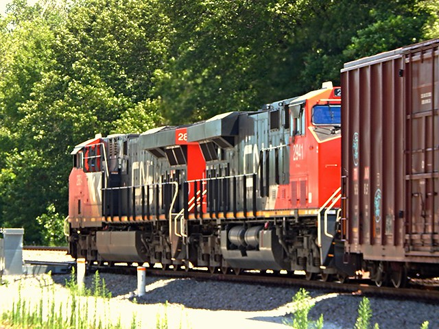 CN leaving Griffith Indiana